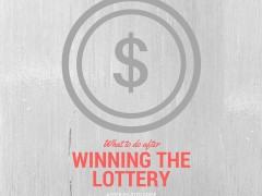 What to Do After Winning the Lottery