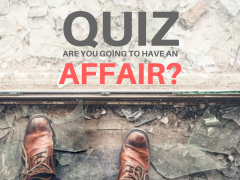 Are you going to have an affair? [quiz]